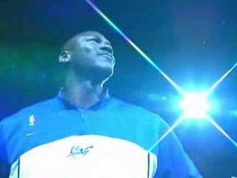 Intro to Michael Jordan's Final Game vs. 76'ers