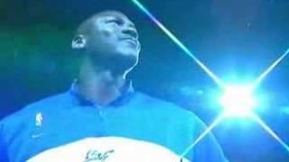 Intro to Michael Jordan