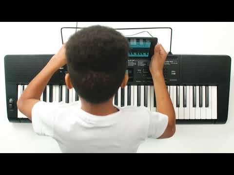 Casio CTK 3500 with Tablet Connectivity & Dance Music Mode