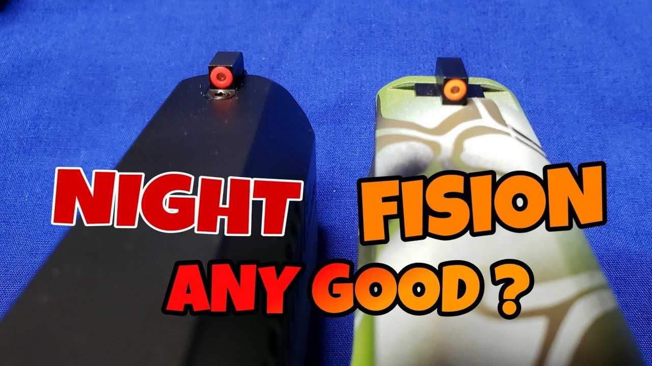 Night Fision : Color Matters So Choose Wisely