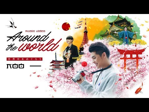 AROUND THE WORLD | NOO PHƯỚC THỊNH | MV OFFICIAL