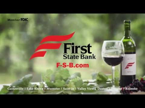 First State Bank - Thrive - Cooke County