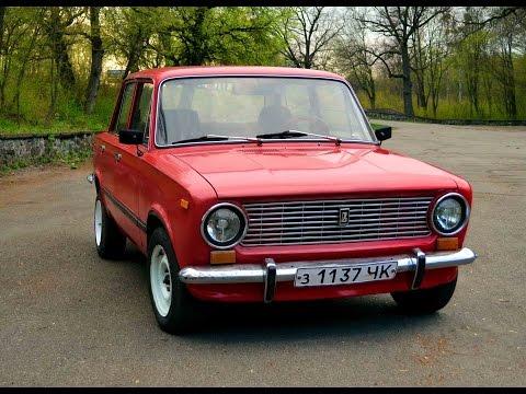 """1971 ВАЗ 2101  """"копейка""""  ne Ferrari"""