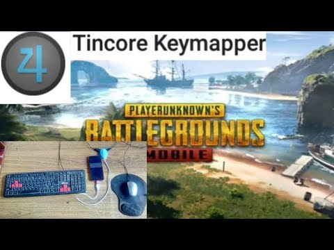 Play PUBG Mobile in Android | Keyboard and Mouse | Tincore Keymapper | 100%  Working |
