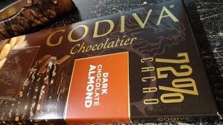 Godiva Dark Chocolate Review