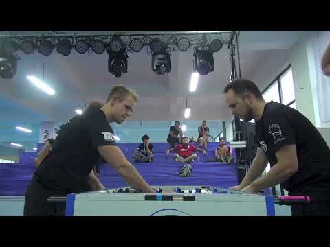Open Double elimination Kirsch & Yore vs. Vovcic & Prinz