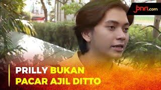 Ajil Ditto bantak Pacaran Dengan Prilly Latuconsina, Tapi... - JPNN.com