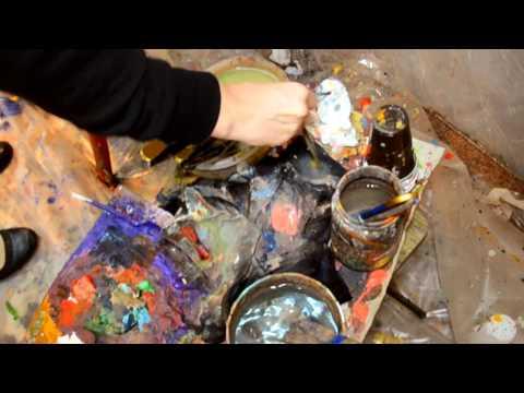 Art In Beirut — Painter Annie Kurkdjian