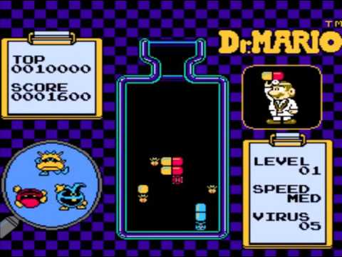 Dr Mario NES Rom+ Download Links