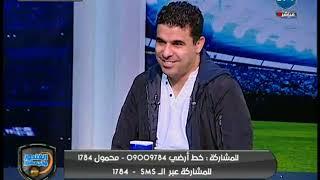 شادي محمد يقارن بين الخطيب ومحمود طاهر ويعتذر للغندور عالهواء