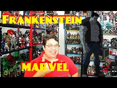 Marvel Legends Frankenstein (Monsters 4pack) Review