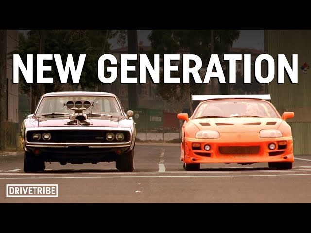 How the Fast & Furious franchise created a whole new generation of petrolheads
