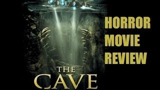 THE CAVE ( 2005 )  Horror Movie Review