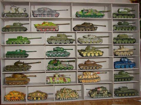 из модели of бумажные танков world игры tanks