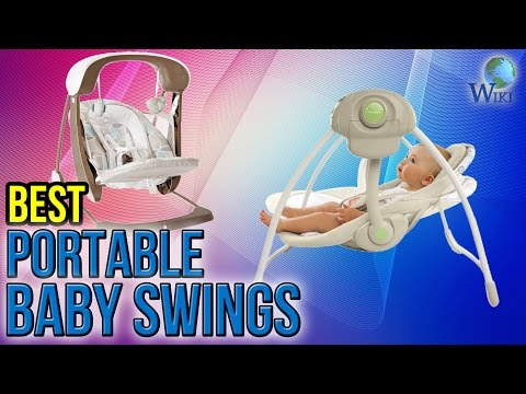 7 Best Portable Baby Swings 2017