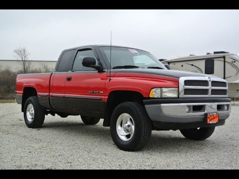 1998 Dodge Ram 1500 Laramie Quad Cab For Sale Dayton Troy