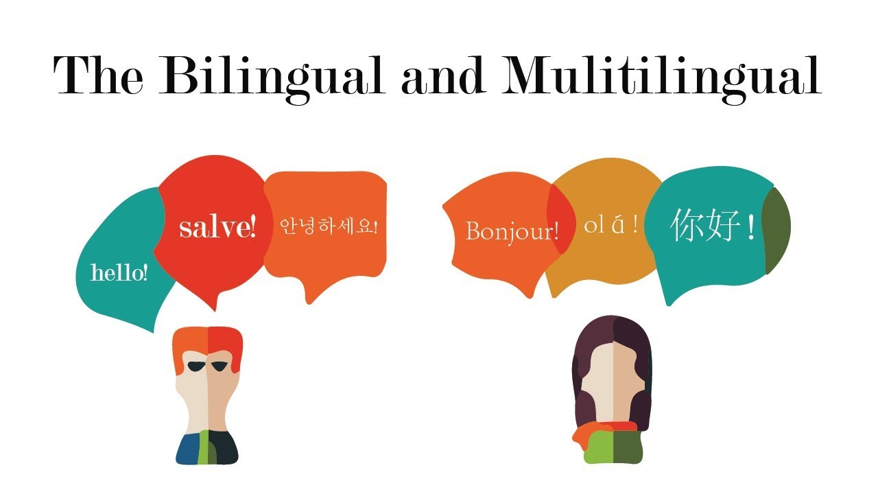Alicia: Being Bilingual and Multilingual - YouTube