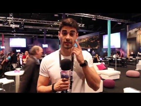 Freddie From Hungary Greets OGAE Armenia (With Armenian Subtitles)