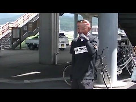 樋田容疑者とみられる男、高知県で目撃 「道の駅」で自転車に笠