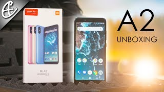 Xiaomi Mi A2 (Indian Unit) Unboxing & Hands On Overview!
