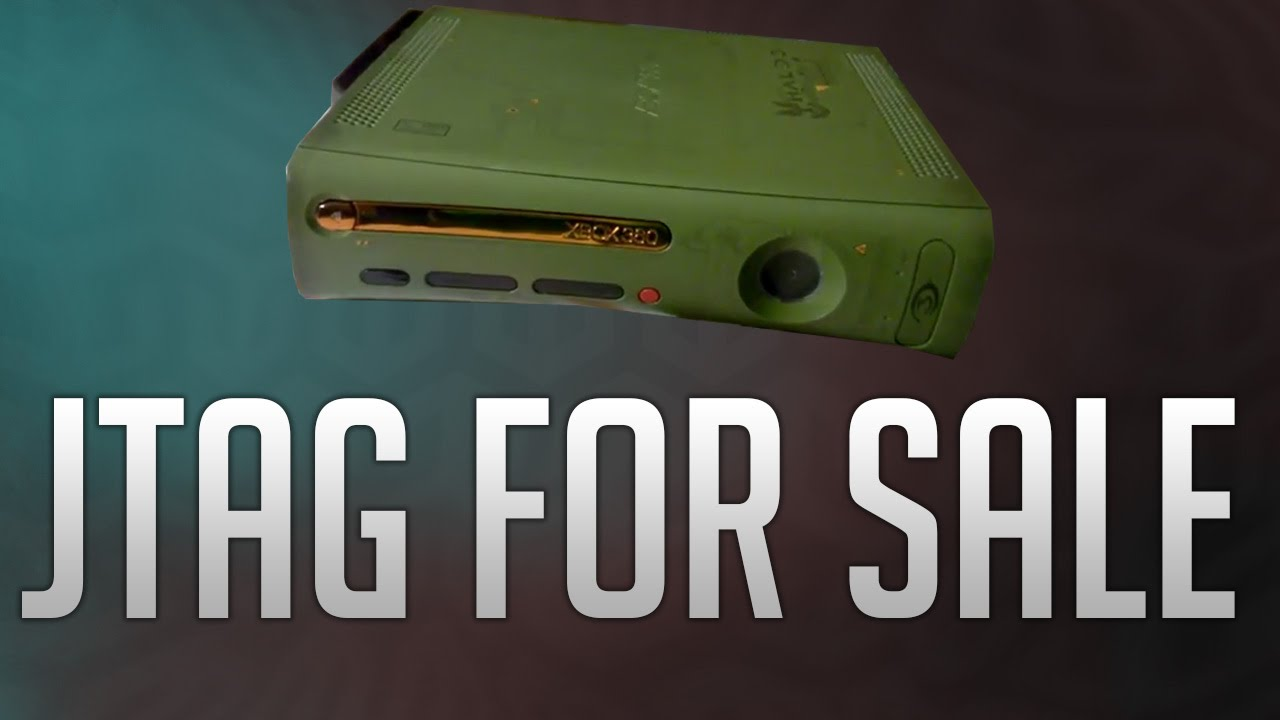 Used modded xbox 360 falcon rgh 1. 2 (jtag) for sale in las vegas.