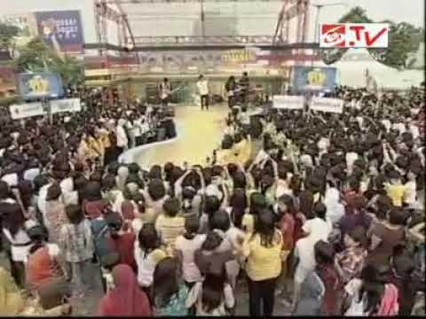 Kangen Band Jangan Bertengkar Lagi Live