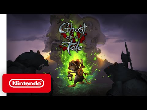 Ghost of a Tale - Launch Trailer - Nintendo Switch