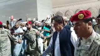 Pm Imran Khan First Visit of Saudia Arabia