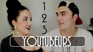 Tag : 1,2,3 ... YOUTUBEURS ! avec Matthieu