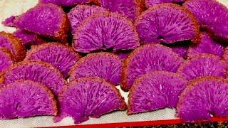 Cách làm bánh bò nướng rễ tre tua tủa Vietnamese version