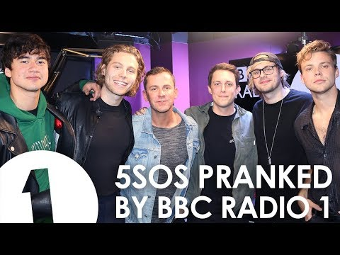 5SOS 'Surprise Radio Presenters' Prank