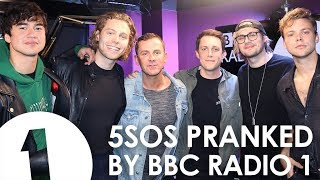 5SOS 'Surprise Radio Presenters' Prank