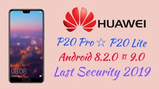 #2019#REMOVE #FRPBYPASS ALL HUAWEI 2019 Frp / P20 PRO / P20 / P20 LITE FINAL SECURITY