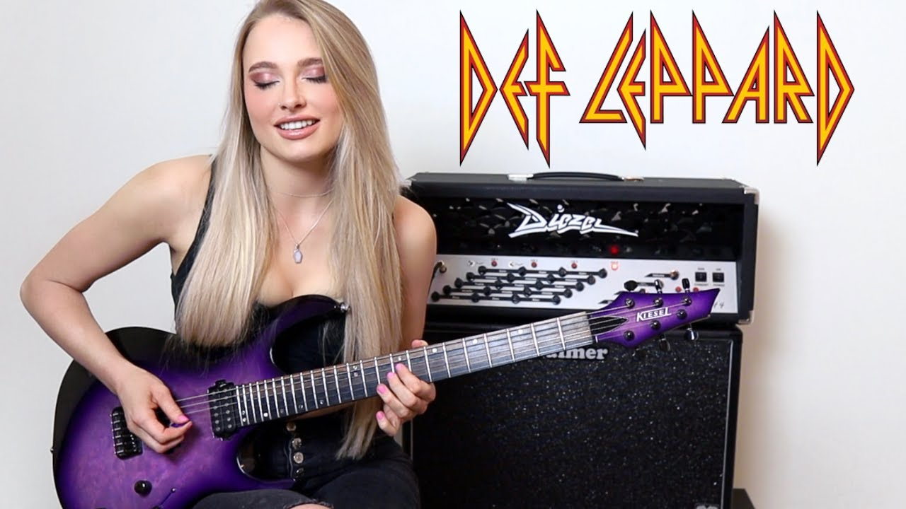 Def Leppard - Pour Some Sugar on Me (SHRED VERSION)