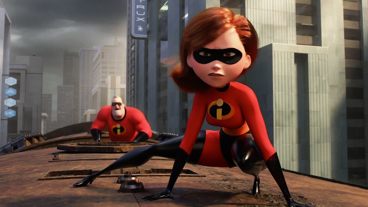 The Incredibles 2 Online