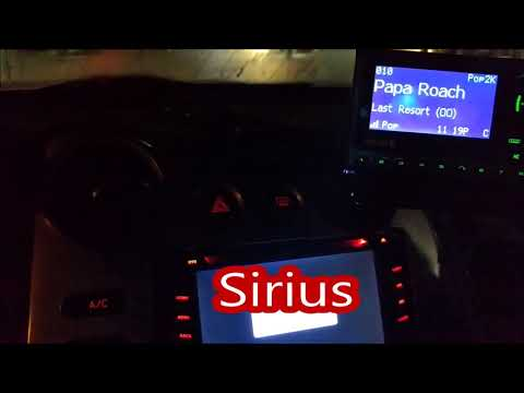 Sirius vs MP3 Audio Quality (Sirius Audio Quality Sucks)
