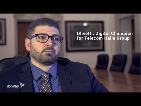 AMPLIFY, Full API Lifecycle Management at Olivetti
