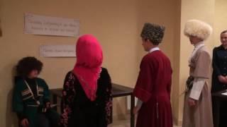 Відкритий урок з вивчення мови і культури чеченського народу