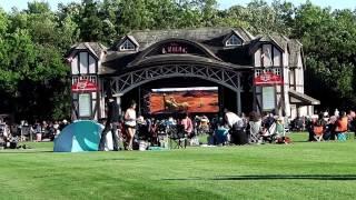 Семейное Кино в Парке по Пятницам Бесплатно