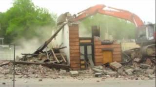Building Demolition~Part Two