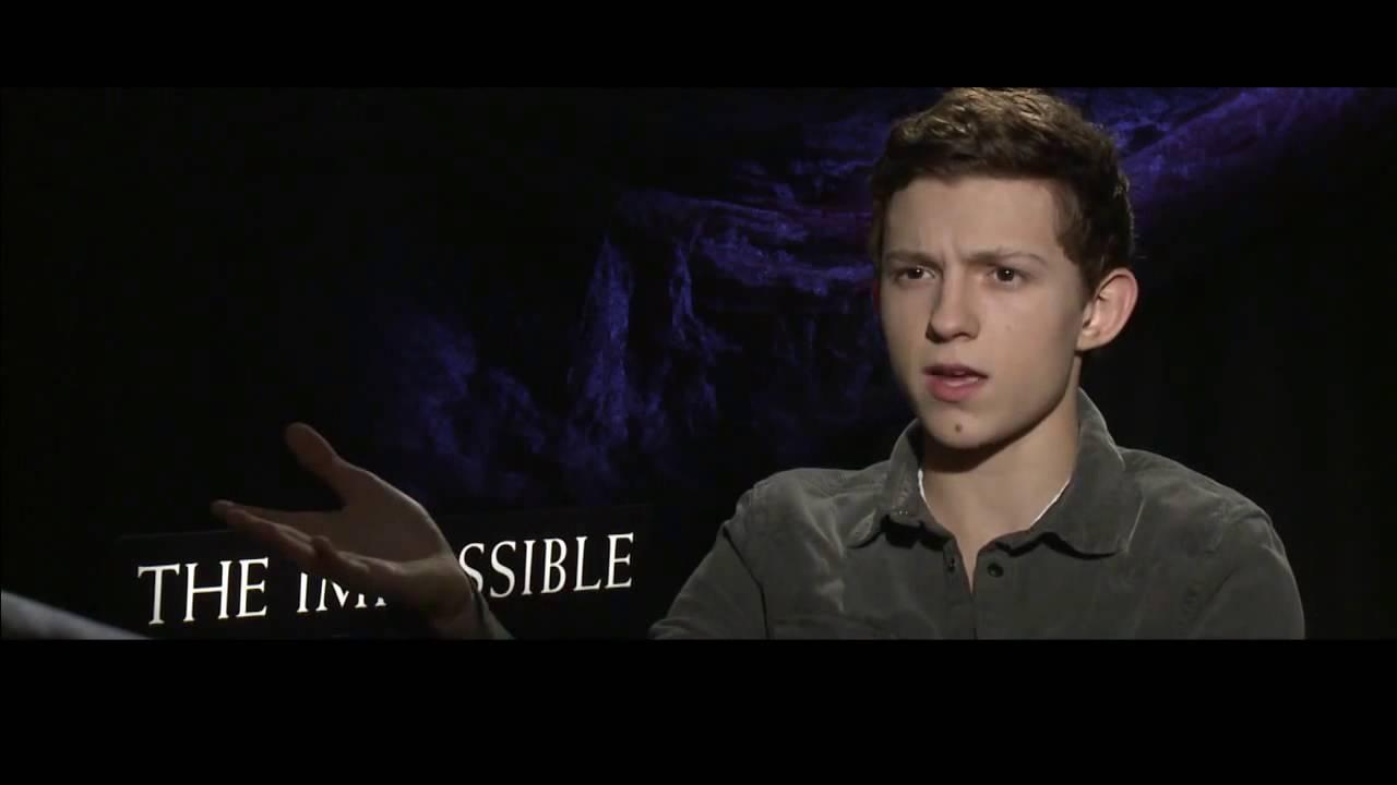 Tom Holland Interview
