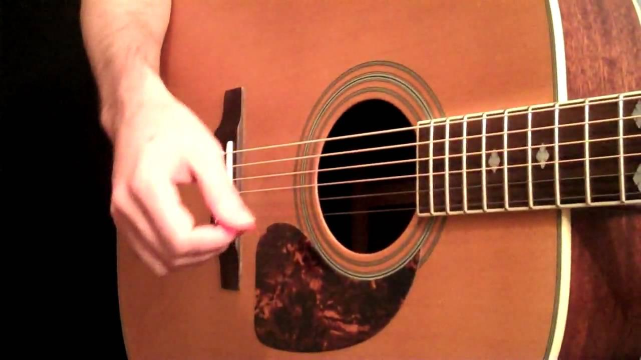 percussive acoustic guitar rhythms beginner guitar lesson youtube. Black Bedroom Furniture Sets. Home Design Ideas