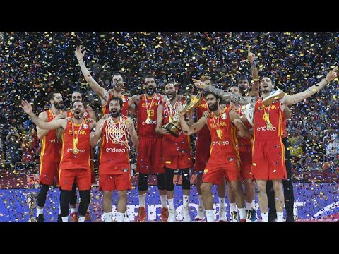 afpes: España domina a Argentina y logra su segundo título mundial de básquet | AFP