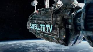 Time Warner - Satellite - Kevin Nealon - Greatest Ever Commercials