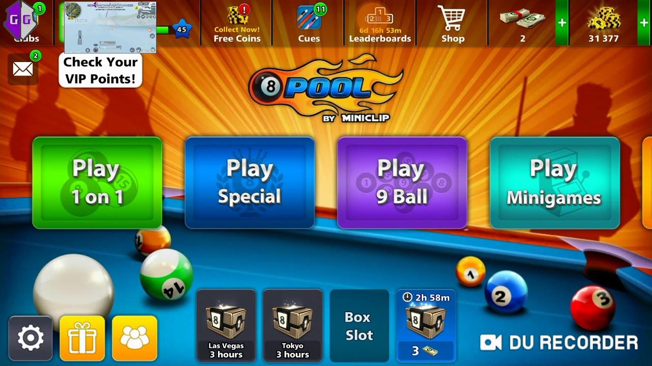 cara hack 8 ball pool menggunakan game guardian
