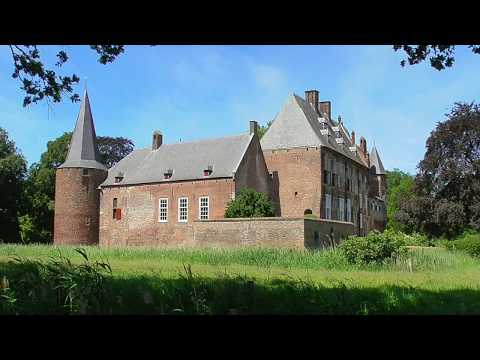 NETHERLANDS Castle Hernen And Castle Doornenburg (Gelderland)