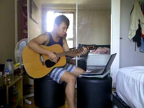 ion jelek-Seperti ku mencintaimu(acoustic)