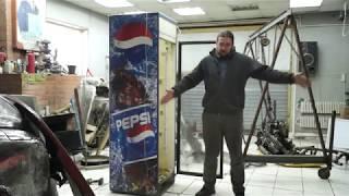 клетка для хорька из старого холодильника своими руками