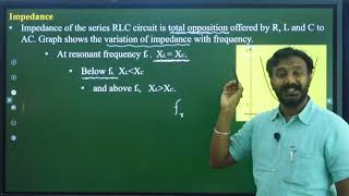 I PUC | ELECTRONICS | AC and DC APPLIED TO PASSIVE COMPONENTS - 10