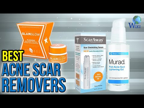 10 Best Acne Scar Removers 2017
